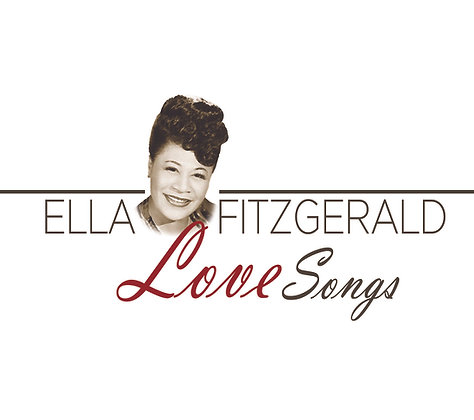 CD Ella Fitzgerald - Love Songs