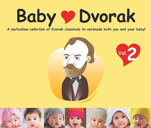 CD Baby Love Dvorak Vol. 2