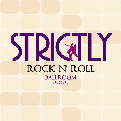 CD Strictly Rock N' Roll Ballroom