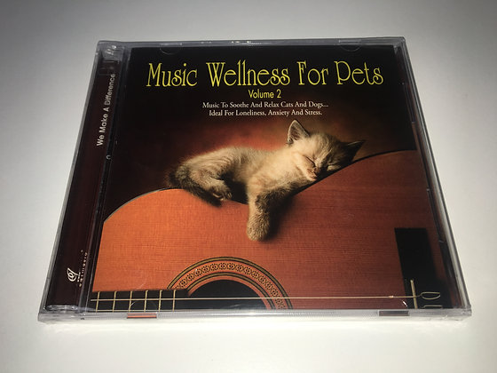 Music Wellness For Pets Vol.2