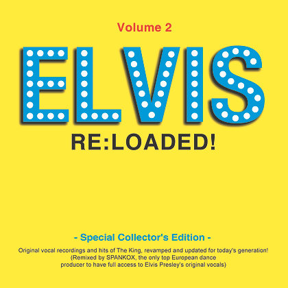 CD Elvis Re:loaded! Vol 2