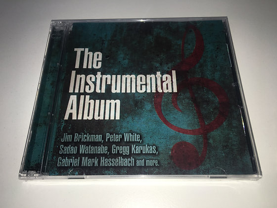 CD The Instrumental Album