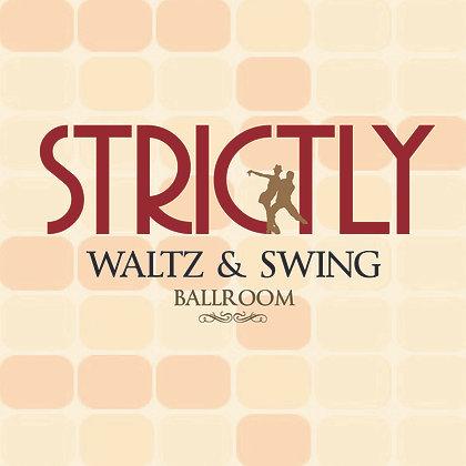 CD Strictly Waltz & Swing Ballroom