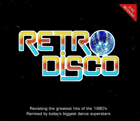 CD Retro Disco