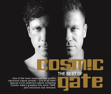 CD The Best Of Cosmic Gate