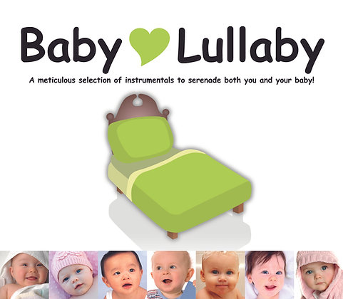 CD Baby Love Lullaby