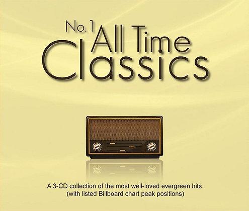 CD No.1 All Time Classics