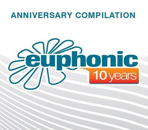 CD Euphonic -10 years