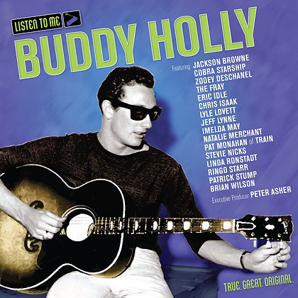 CD Buddy Holly - Listen To Me