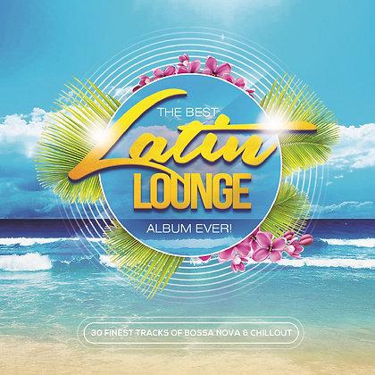 CD The Best Latin Lounge Album Ever!