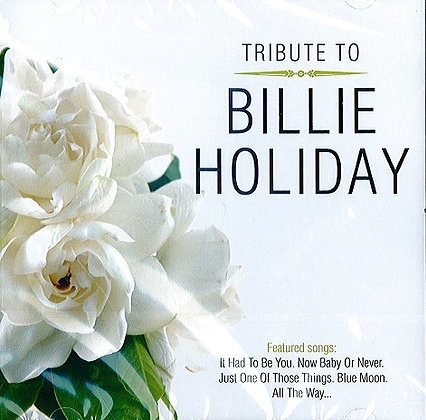 CD Tribute To Billie Holiday