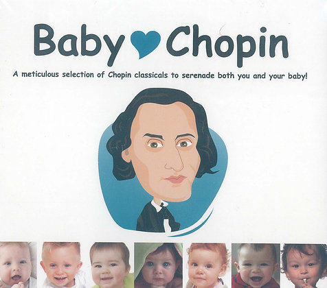 CD Baby Love Chopin