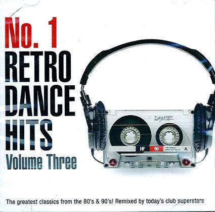 CD No.1 Retro Dance Hits Vol. 3