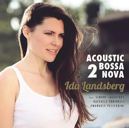 CD Acoustic Bossa Nova 2 -Ida Landsberg