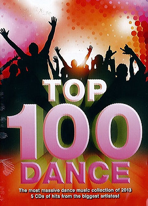 CD Top 100 Dance 2013