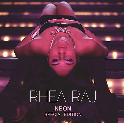 CD Rhea Raj - Neon Special Edition