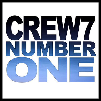 CD Crew7 - Number One