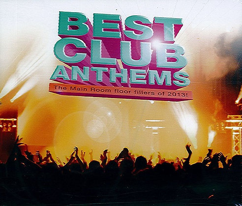 CD Best Club Anthems