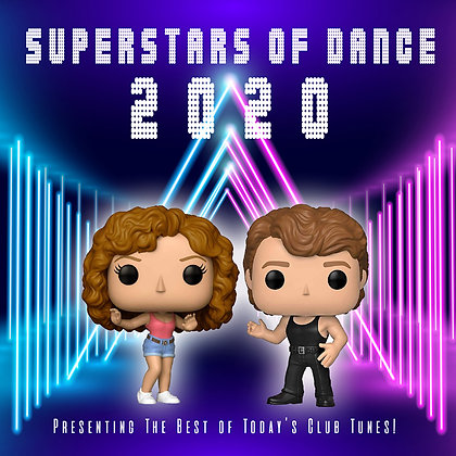 CD Superstars Of Dance 2020
