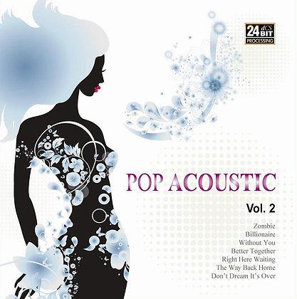 CD Pop Acoustic Vol.2