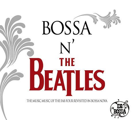 CD Bossa N' The Beatles
