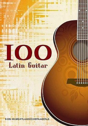 CD 100 Latin Guitar