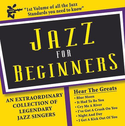 CD Jazz For Beginners