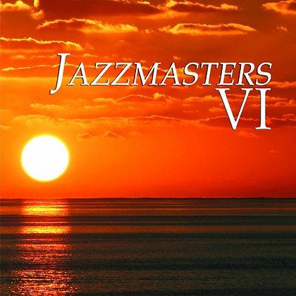 CD Paul Hardcastle - Jazzmasters VI