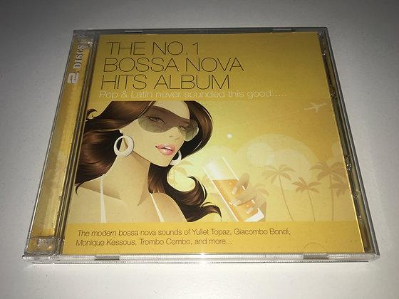 CD The No.1 Bossa Nova Hits Album Vol. 1