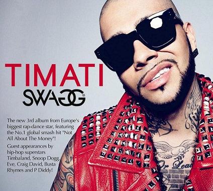 CD Timati - Swagg