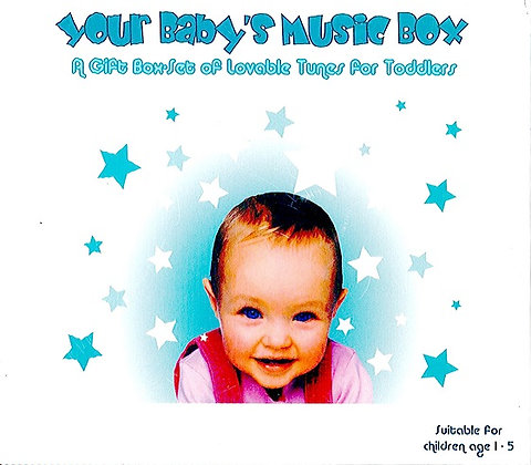 CD Your Baby's Music Box