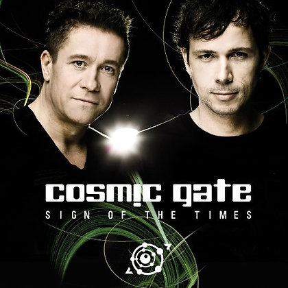CD Cosmic Gate - Sign Of The Times