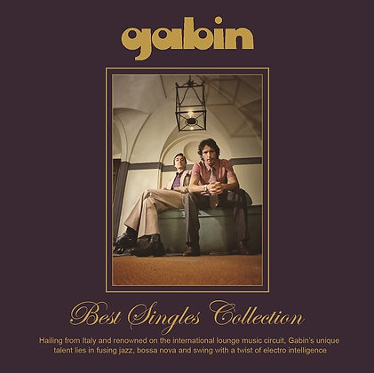 CD Gabin Best Singles Collection