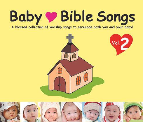 CD Baby Love Bible Songs Vol. 2