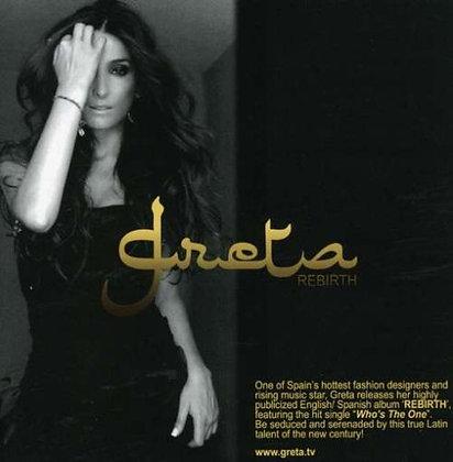 CD Greta -Rebirth