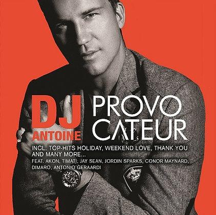 CD DJ Antoine -  Provo Cateur