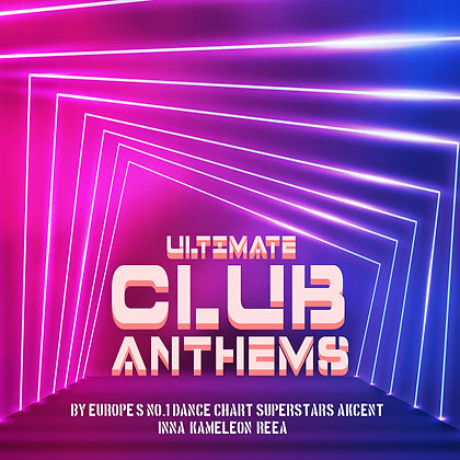 CD Ultimate Club Anthems
