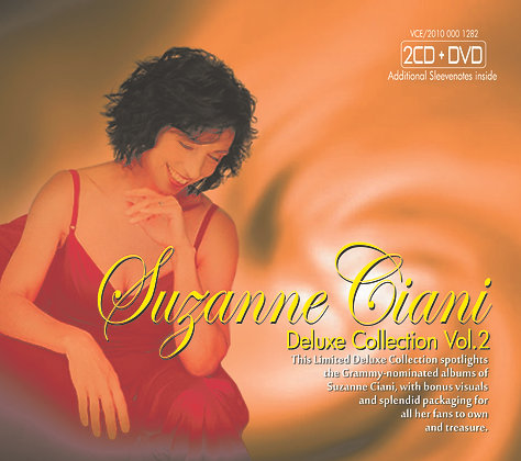 CD Suzanne Ciani - Deluxe Collection Vol. 2