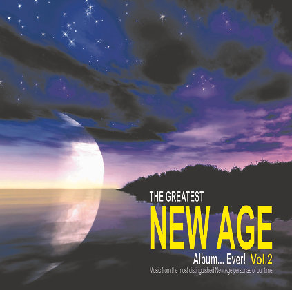 CD The Greatest New Age Album... Ever! Vol.2