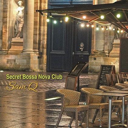 CD Sam Q - Secret Bossa Nova Club