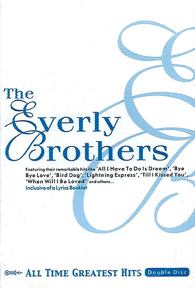 CD The Everly Brothers- All Time Greatest Hits