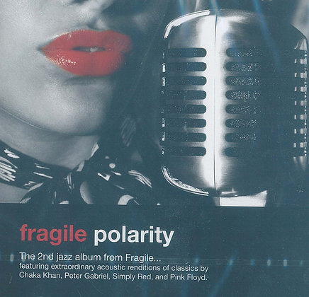 CD Fragile - Polarity