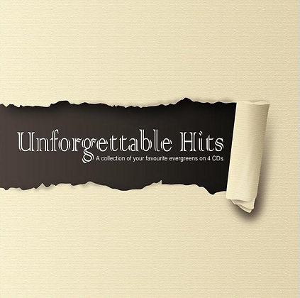 CD Unforgettable Hits