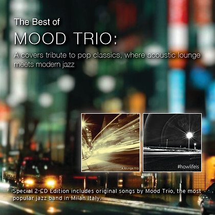 CD The Best Of Mood Trio
