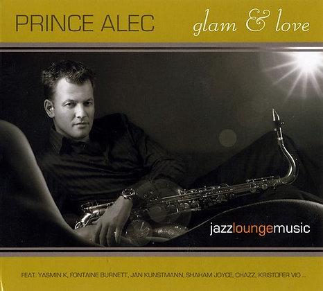 CD Prince Alec - Glam & Love