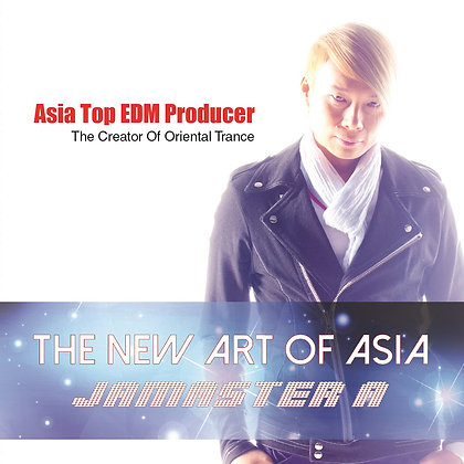 CD The New Art Of Asia Jamaster A