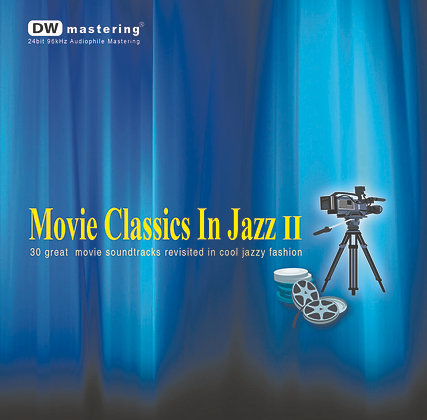 CD Movie Classics In Jazz II