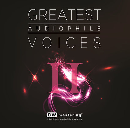 CD Greatest Audiophile Voices II