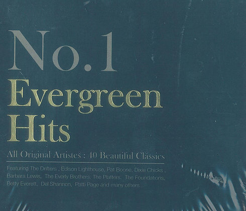 CD No.1 Evergreen Hits