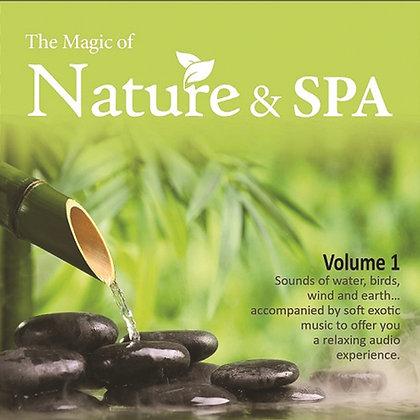 CD The Magic of Nature & Spa Vol. 1